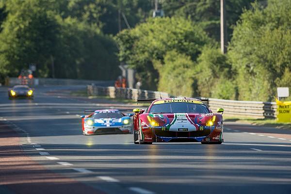 Los GT deberían ser la alternativa a los LMP1 en Le Mans, según Bird