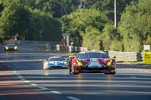 Le Mans Breaking news GTE should take Le Mans wins if LMP1 fails - Bird