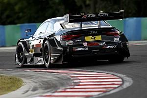 DTM Trainingsbericht DTM 2017 in Budapest: Wieder Bestzeit für Rene Rast und Audi