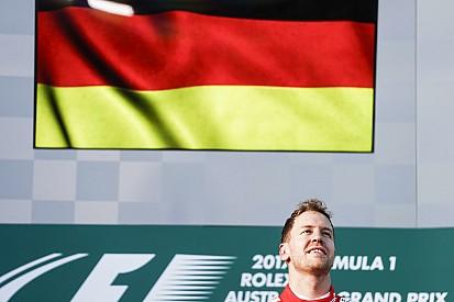 F1 'La vida no sigue igual', por Nira Juanco