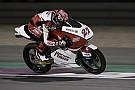 【Moto3カタール】鳥羽海渡「集団の中で、思うように走れなかった」