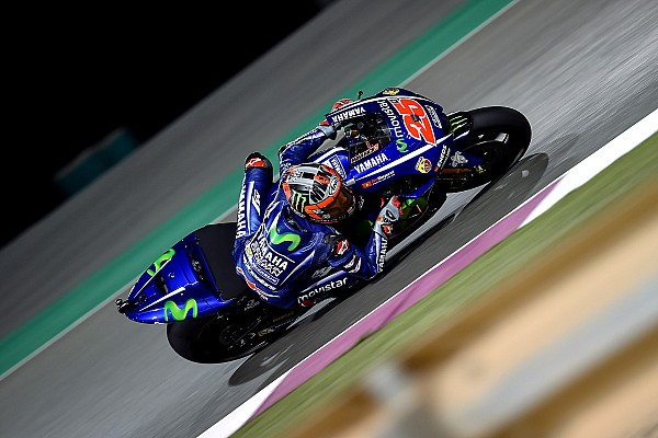 MotoGP BRÉKING MotoGP: Parádés történelmi nyitány Katarban - Vinales sivatagi esőben nyert Dovi és Rossi előtt!