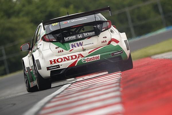 WTCC Репортаж з гонки WTCC в Угорщині: Монтейру виграв першу гонку