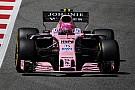 Force India наказали условно за номера на машинах