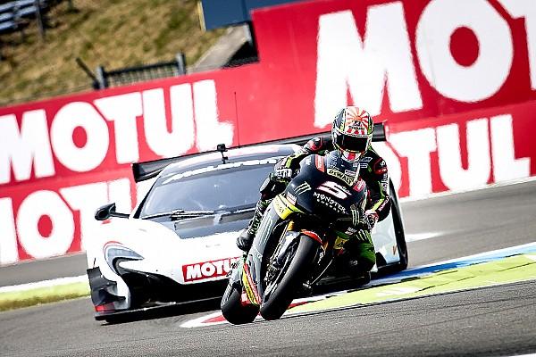 MotoGP Actualités Zarco a défié Senna dans la Cathédrale d'Assen !