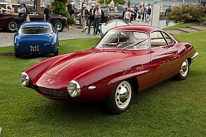 L'Alfa Giulietta SS Prototipo del 1957 regina a Villa d'Este!