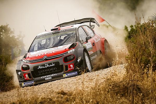 Citroen estrenará en Polonia una evolución del C3 WRC