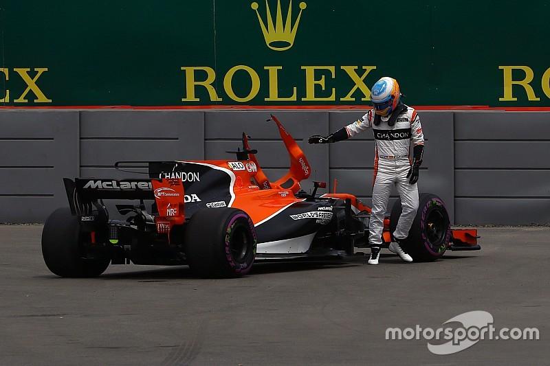"""Fernando Alonso: Freitag bei F1 in Kanada """"totale Zeitverschwendung"""""""