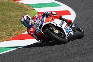 MotoGP Gara Andrea Dovizioso domina il GP d'Italia: il Mugello è della Ducati!