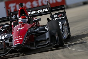 IndyCar Новость Алешин решил проблемы с визой и выступит на «Роуд Америка»