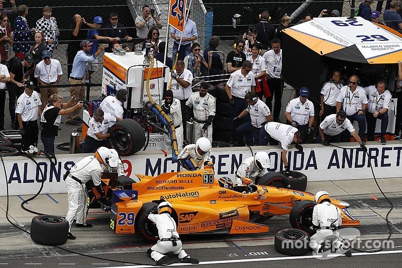 McLaren heeft 'boot gemist' voor IndyCar-avontuur in 2019