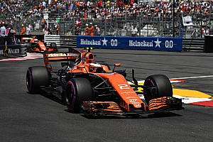 Formula 1 Special feature Kolom Vandoorne: Debut positif di Monako, meski alami dua insiden