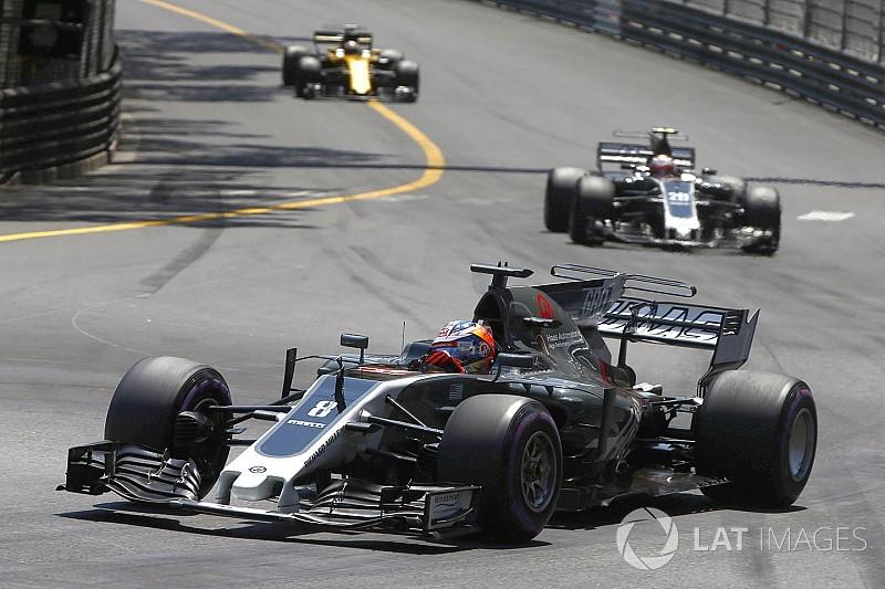 Штайнер объяснил двойной финиш в десятке зрелостью Haas