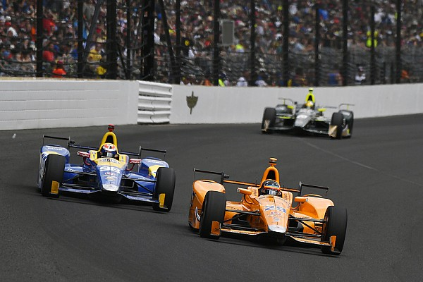 "IndyCar 特别专题 2017年""二十大新闻""之首:阿隆索去印第安纳波利斯"