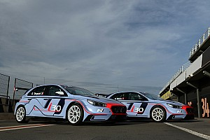 TCR Breaking news Tarquini and Menu to give Hyundai TCR debut