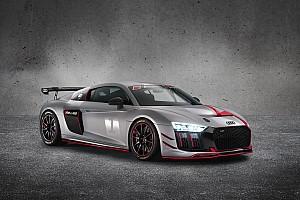 GT Ultime notizie L'Audi ha presentato la nuova R8 LMS GT4