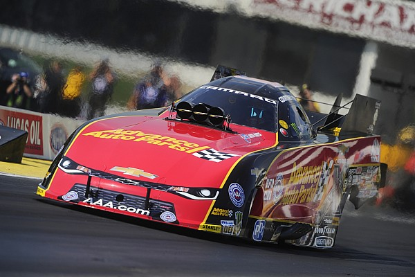 NHRA C. Force, Kalitta, Skillman and Krawiec all preliminary leaders at Mile-high NHRA Nationals