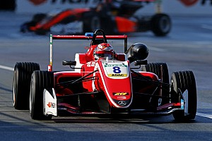 F3 Europe Race report Norisring F3: Ferrari junior Armstrong takes maiden win
