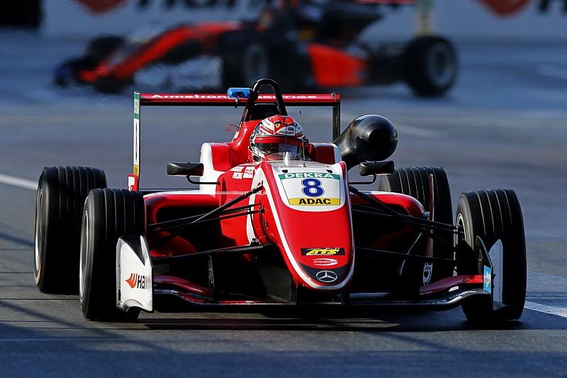Євро Ф3 на Норісринзі: Армстронг відкрив рахунок перемогам
