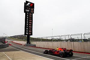 Формула 1 Livefeed Текстова трансляція третьої практики Гран Прі США