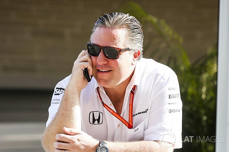 Brown: 2018 McLaren için kritik olacak