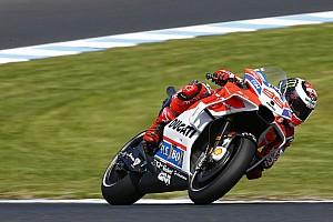 """MotoGP Noticias de última hora Lorenzo: """"La moto ha cambiado en el carenado y electrónica, poco más"""""""