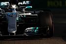 F1アブダビGP予選速報:ボッタスが2戦連続のPP! ハミルトンが2番手