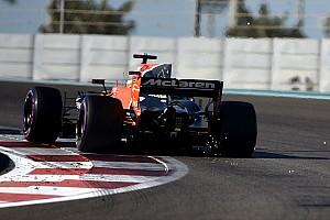 McLaren werkt aan