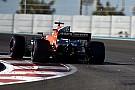 McLaren, 2018 aracının görüntüsünde