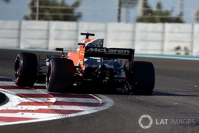 A McLaren egy erős csomagon dolgozik az Ausztrál Nagydíjra
