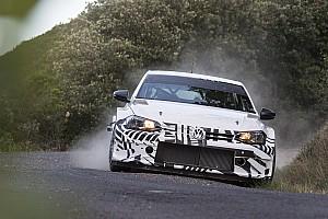 WRC News Volkswagen gibt WRC2-Pläne mit Polo GTI R5 bekannt