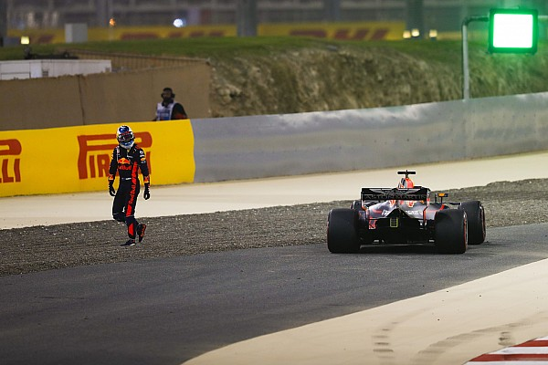 Fórmula 1 Red Bull exige motor mais