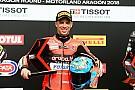 World Superbike Aragon WSBK: Melandri shades Rea by 0.031s for pole