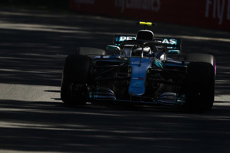 Bottas: Mercedes için her şey plana göre gidiyor