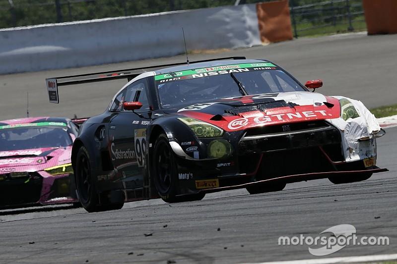 99号車GT-Rの藤波清斗「次はニュル24時間に挑戦してみたい」