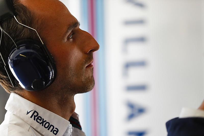 Проблемы Williams не отбили у Кубицы желание бороться за место в команде