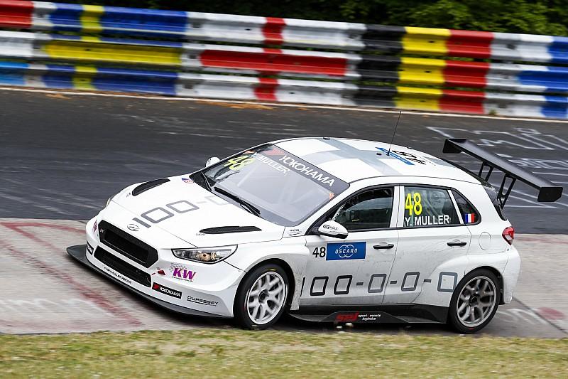 WTCR у Нюрбургрингу: Мюллер здобув першу перемогу після повернення