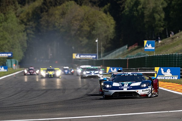 """Tincknell """"battered and bruised"""" after 29G Eau Rouge hit"""