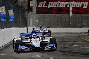 IndyCar 予選レポート インディカー開幕戦、佐藤琢磨は予選5番手。ルーキーまさかのPP奪取