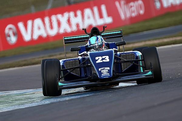BF3 Breaking news Monger seals F3 drive for Oulton Park opener