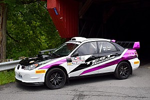Karel Carré wins Rally of the Tall Pines on first attempt