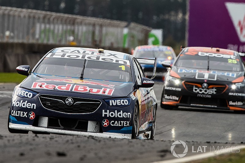 Holden's cheeky response to Ford's return to Supercars