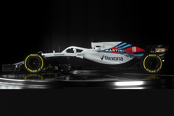 Formula 1 Special feature Slide view: Williams 2018 F1 car v 2017 version