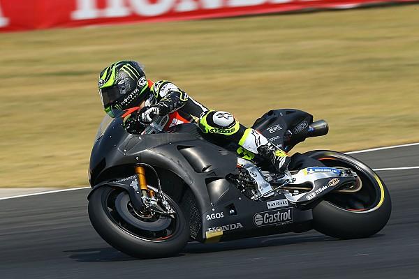 Кратчлоу стал быстрейшим в первый день тестов MotoGP в Таиланде