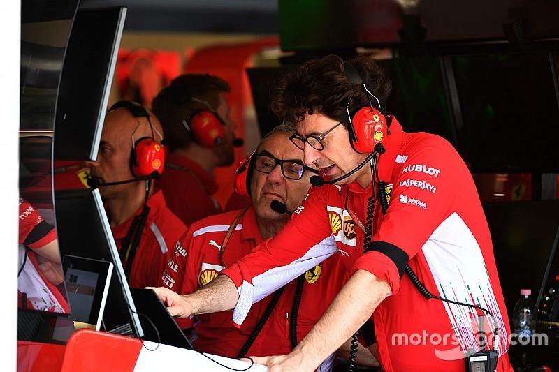 El presidente de Ferrari sale al cruce de rumores de más cambios en el equipo