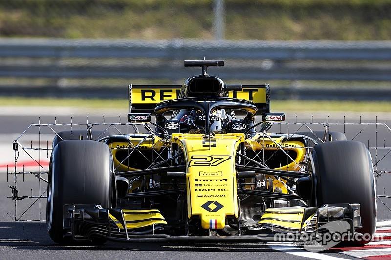 Renault F1 modifica su estructura técnica