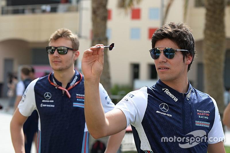 Les pilotes Williams, une