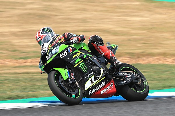 World Superbike Qualifying report Buriram WSBK: Rea takes pole by 0.003s