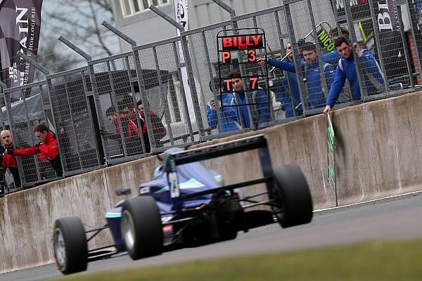 BF3 Monger nunca pensó que fuera posible subir al podio en su regreso