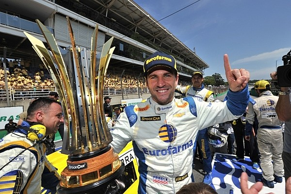 Serra is 3rd in Interlagos and wins Stock Car Brasil title